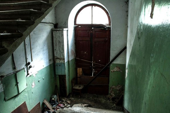 Įėjimo durys