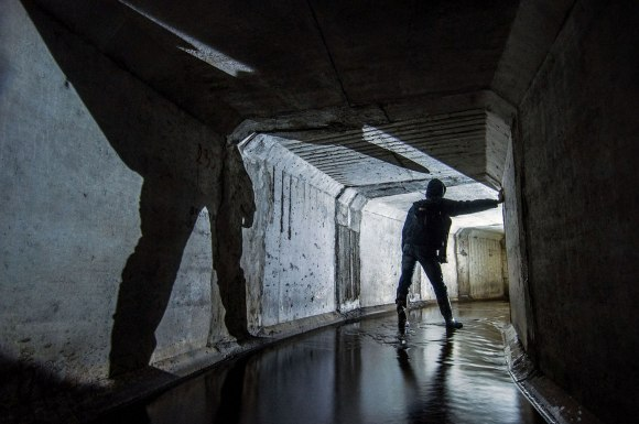 Tunelio posūkis