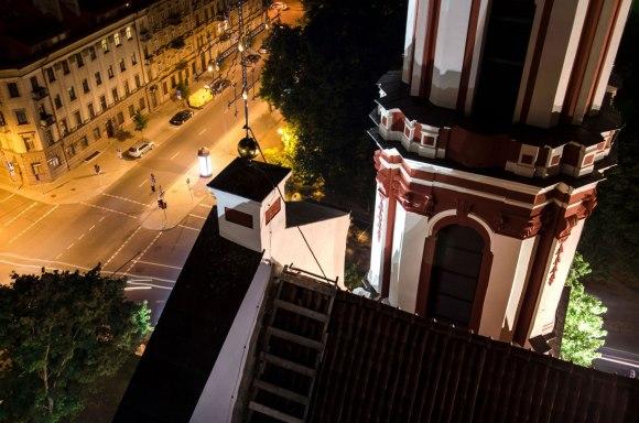 Bažnyčios stogas