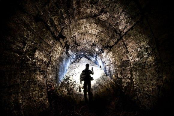 Tunelio pabaiga