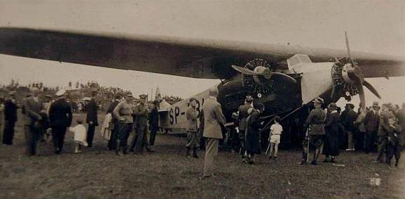 Pirmojo skrydžio atidarymas