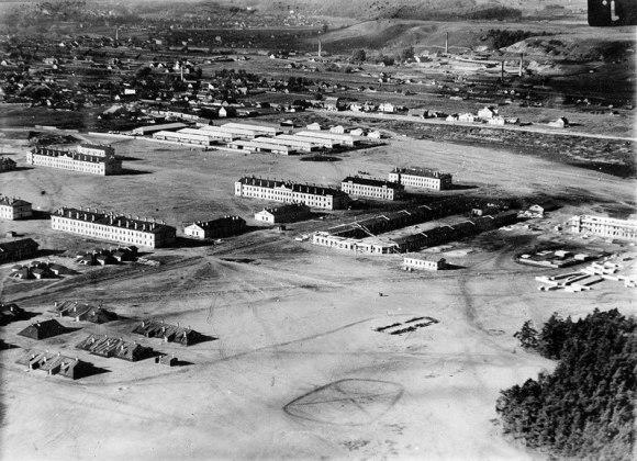 Oro uostas 1915