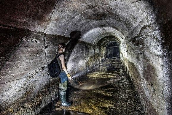 Tunelis ir kolega