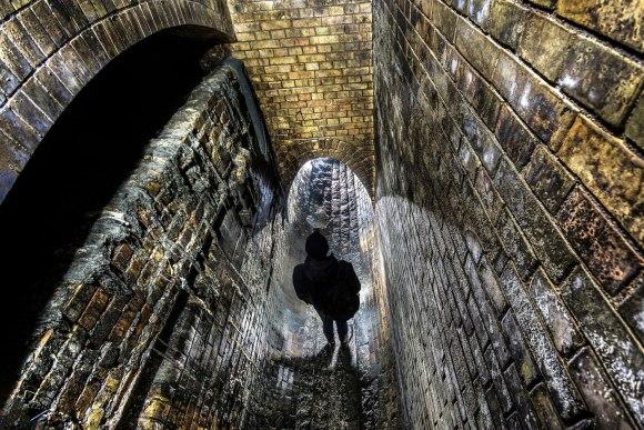 Tunelis iš viršaus