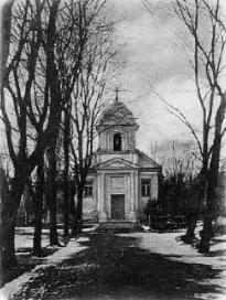 Neišlikusi bažnyčia