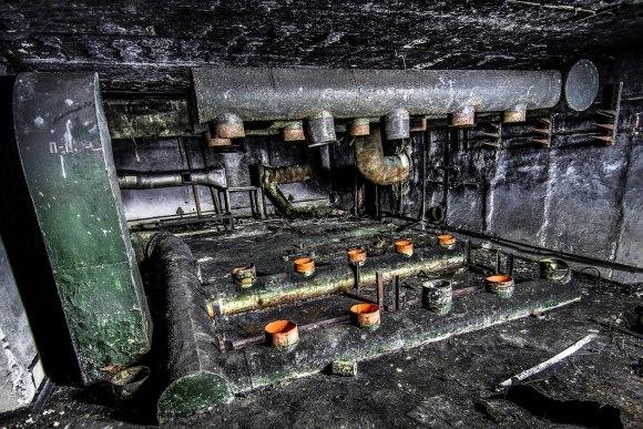 Filtravimo patalpa