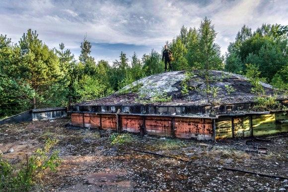 Šachtos kupolas