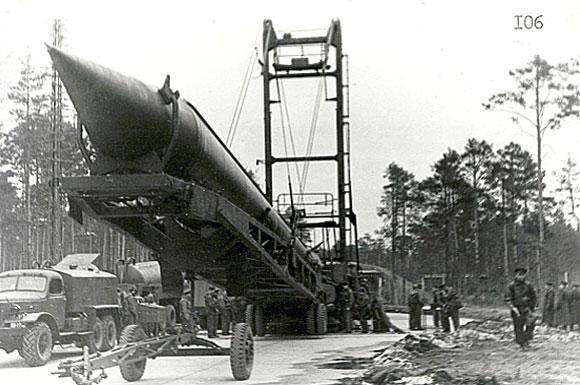 Raketos pastatymas