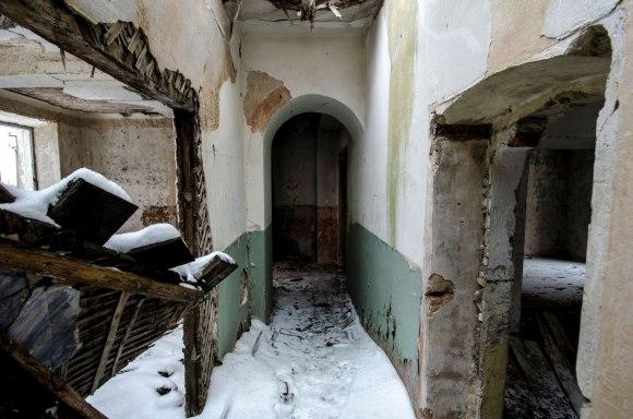 Koridorius ir arka