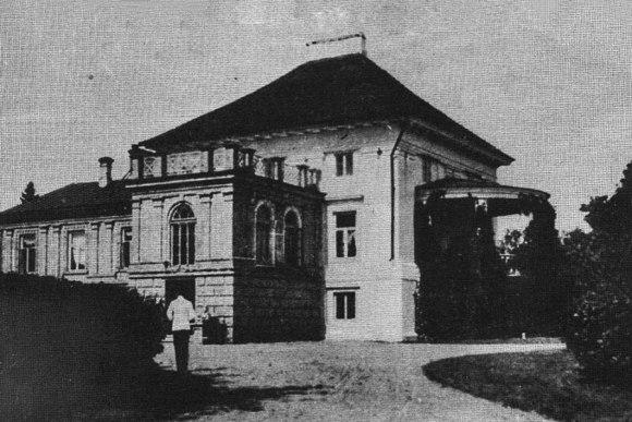Dvaras 1931 m.
