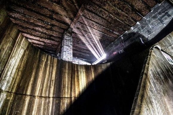 Regenwurmlager - nebaigtas statyti fortas