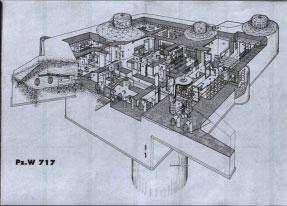 B tipo bunkerio planas