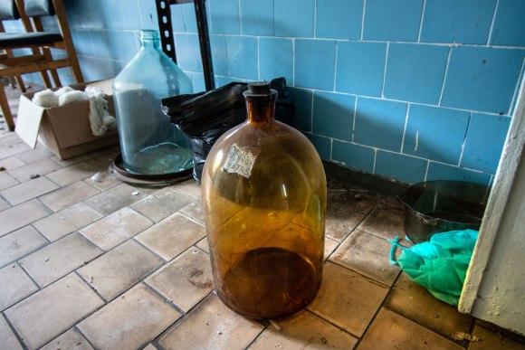 Dar vienas butelis