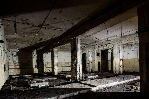 Tuščios patalpos