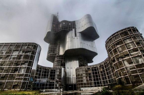 Petrova Gora monumentas
