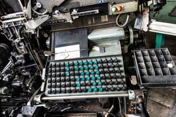 Klaviatūra tekstui rinkti