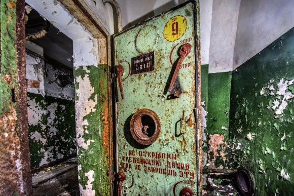 Įdomios hermetinės durys, grįžtant