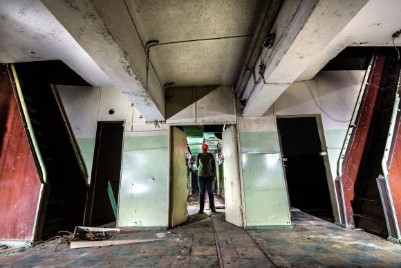 Bunkerio foje