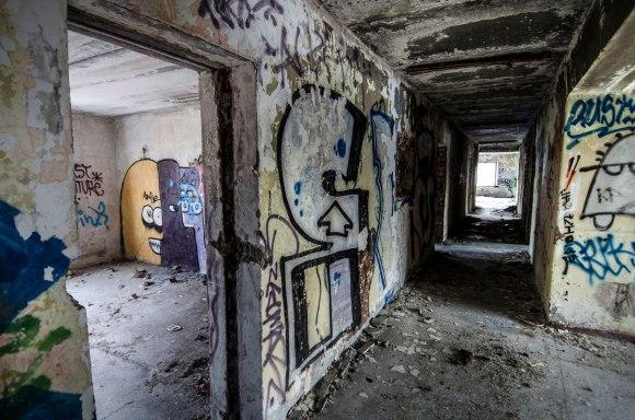 Koridorius viduje
