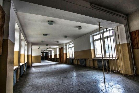 Mokyklos foje