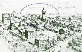 Industrinis rajonas XX a. pr, Jonas TATORIS, Senoji Klaipėda, Urbanistinė raida ir architektūra iki 1939 m.