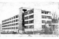 Administracinio pastato statyba