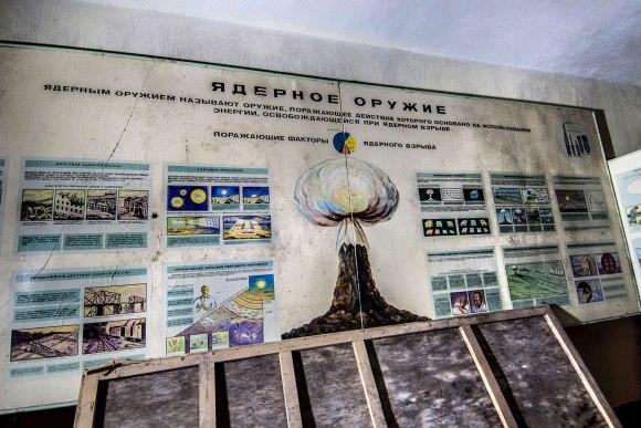 Branduolinio ginklo tematika