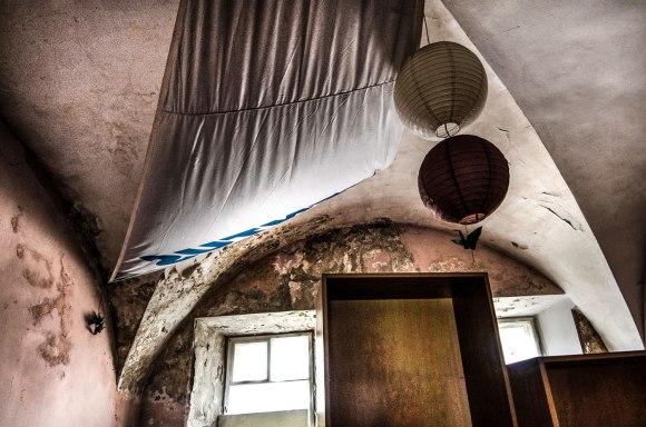Skliautinės lubos