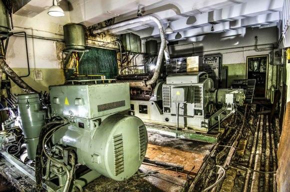 Dyzeliniai generatoriai
