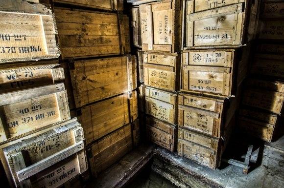 Dėžės su įranga