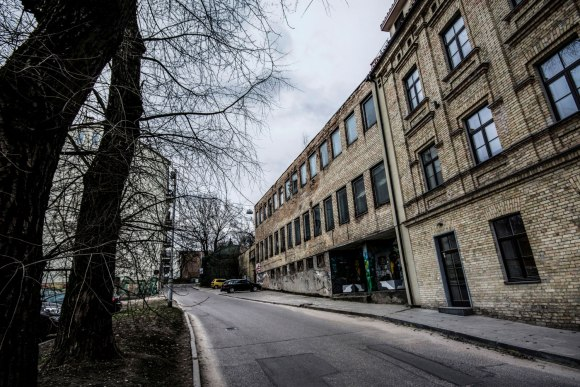 Strazdelio gatvė