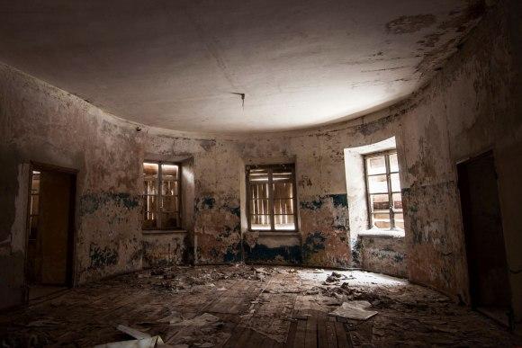 Ovalusis kambarys