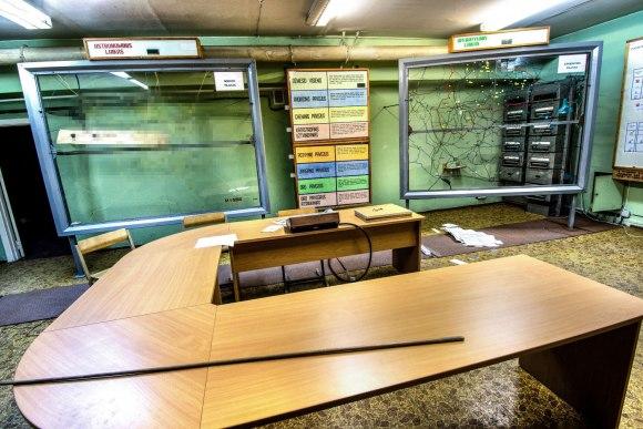 Budėtojo stalas