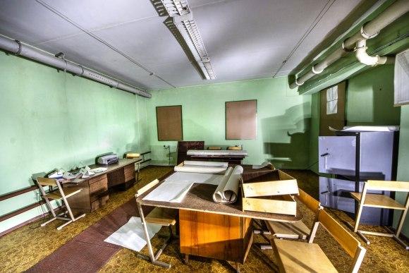 Dar vienas kabinetas