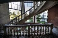 Apleista sanatorija Gruzijoje