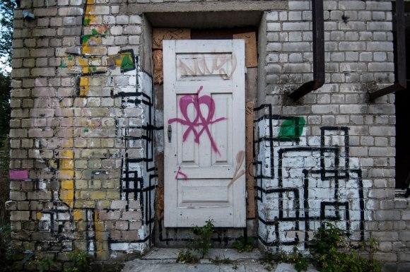 Naujųjų skvoterių durys
