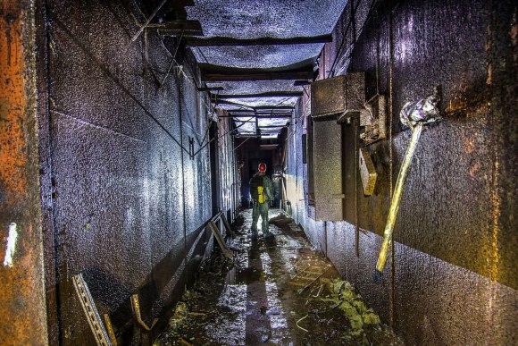 Digeris tunelio gale