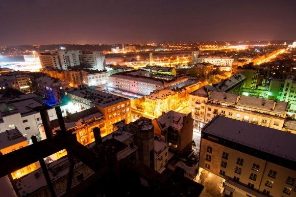 Kęstučio ir Mickevičiaus gatvės