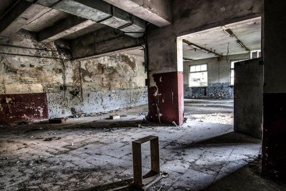 Gamybinės patalpos