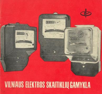 Elektros skaitikliai