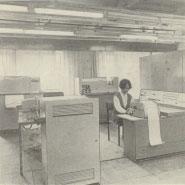 Gamyklos skaičiavimo centras