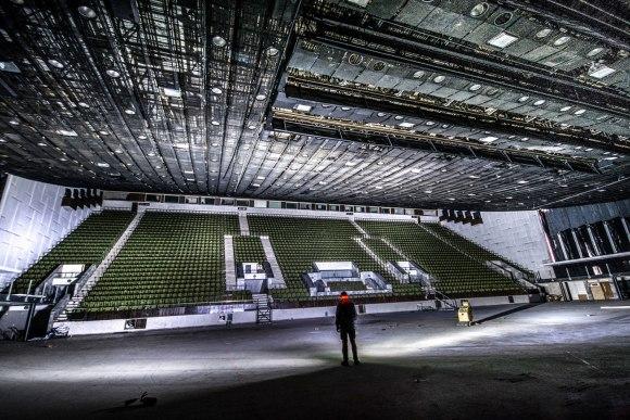 Koncertų ir sporto rūmai - pagrindinė salė
