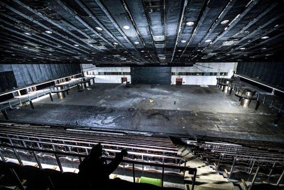 Koncertų ir sporto rūmai - salė