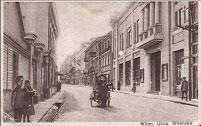 Nuotekų grioviai Vilniaus gatvėje