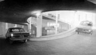 Taksi parko serpantinas 1974.02.27, M.Kuraitis
