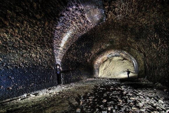 Panerių geležinkelio tunelis