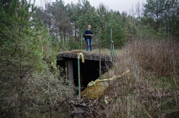 Garažas radarui