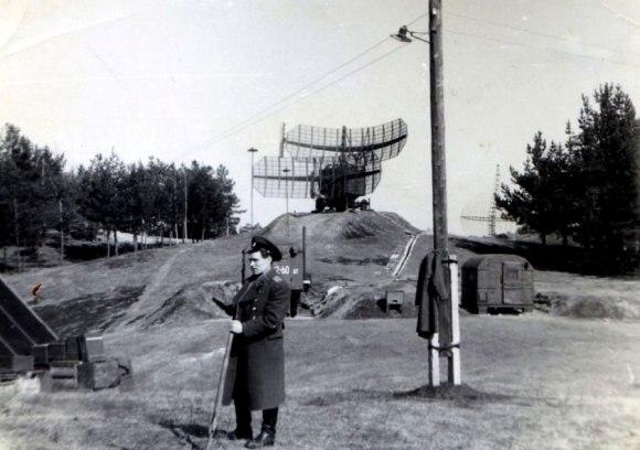 Radiolokatorius