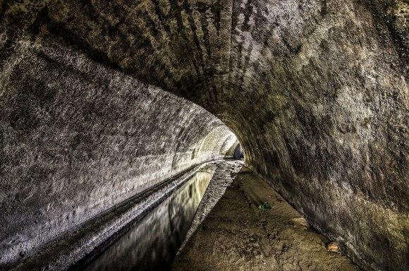 Kolektoriaus tunelis
