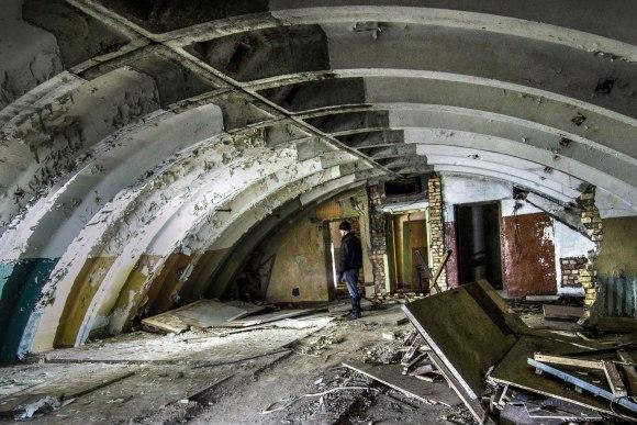 Bunkerio viršutinis aukštas